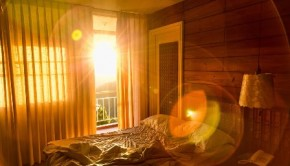 Sunlight and how it affects the home