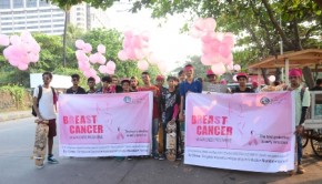 Maharashtra skateboarders team up for breast cancer awareness