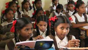 The reality of girls education in India